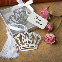 Crown Design Book Marker